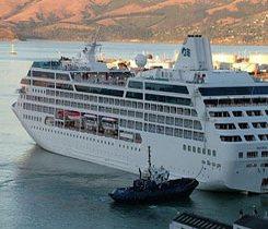 Venice, Italy to Rome (Civitavecchia), Italy cruise